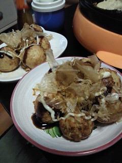 大阪のご飯。